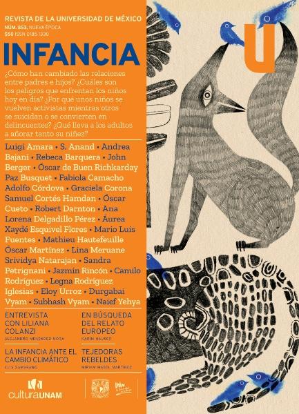 Revista de la Universidad de México, núm. 853, Nueva época, octubre de 2019. Infancia