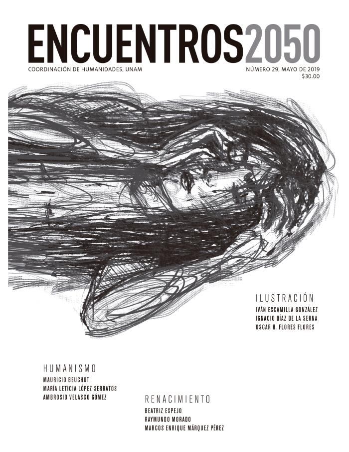 Encuentros 2050, núm. 29, mayo de 2019. Humanismo, Renacimiento, Ilustración