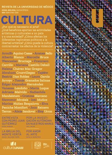 Revista de la Universidad de México, núm. 855/856, Nueva Época, diciembre de 2019, enero de 2020 Cultura