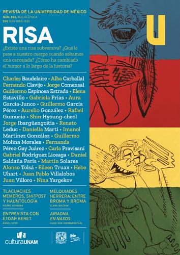 Revista de la Universidad de México, núm. 865, Nueva Época, octubre de 2020 Risa