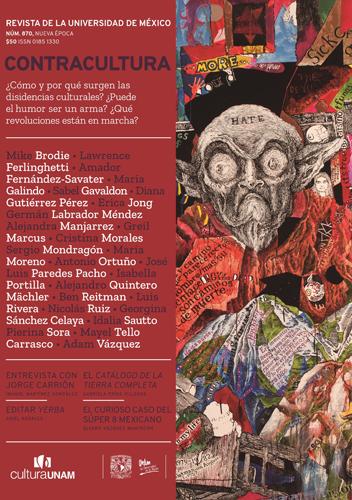 Revista de la Universidad de México, núm. 870, Nueva Época, marzo de 2021 Contracultura