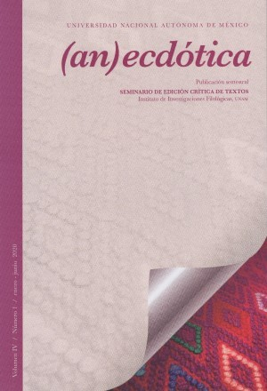 (an)ecdótica 4-1