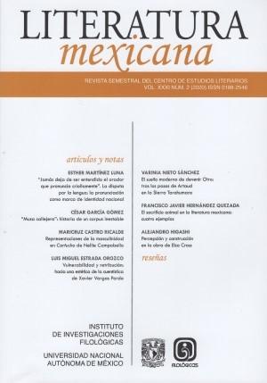 Literatura Mexicana 31-2