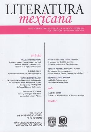 Literatura Mexicana 32-1
