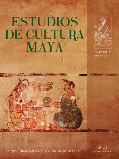 Estudios de Cultura Maya 55