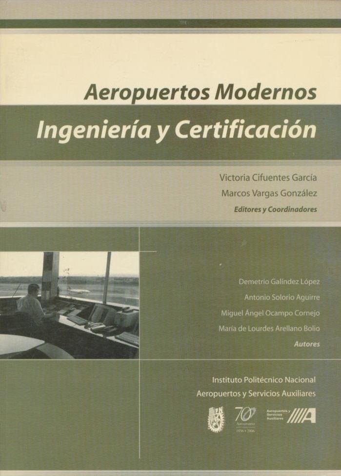 Aeropuertos modernos ingeniería y certificación