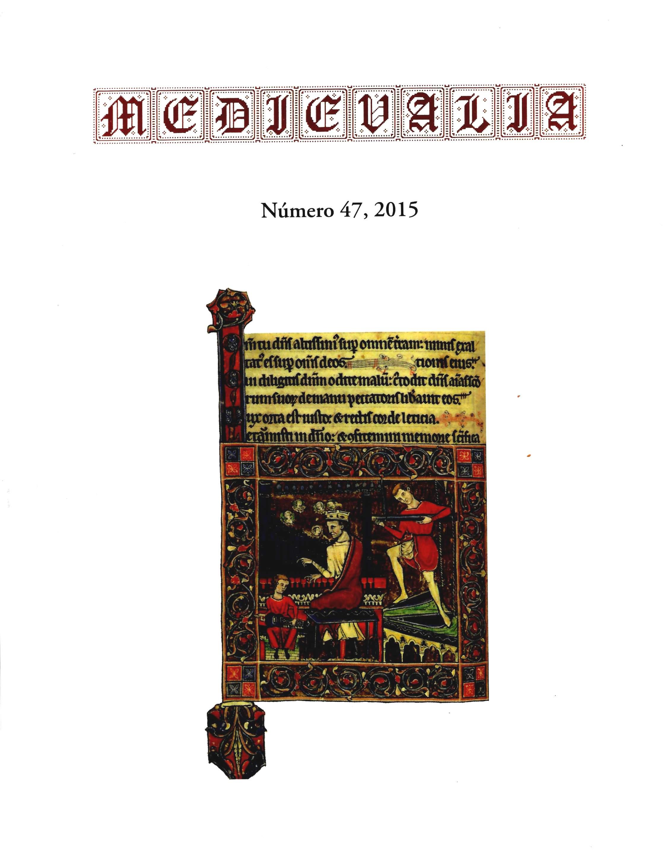Medievalia. Núm. 47. 2015