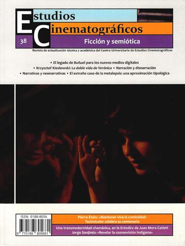 Estudios cinematográficos. Ficción y semiótica
