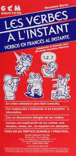 Table de verbos en frances