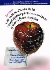 Curso. Las matemáticas de la complejidad para humanistas y científicos sociales
