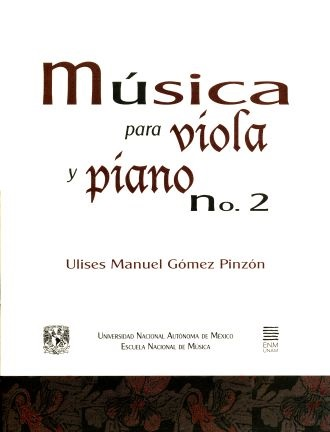 Música para viola y piano No. 2