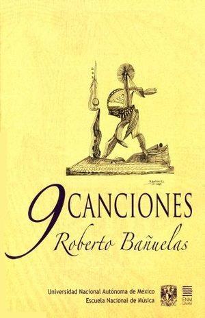 9 canciones Roberto Bañuelas