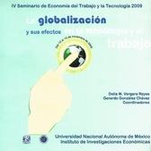 IV Seminario de Economía del Trabajo y la Tecnología 2009