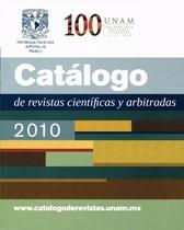 Catálogo de revistas científicas y arbitradas
