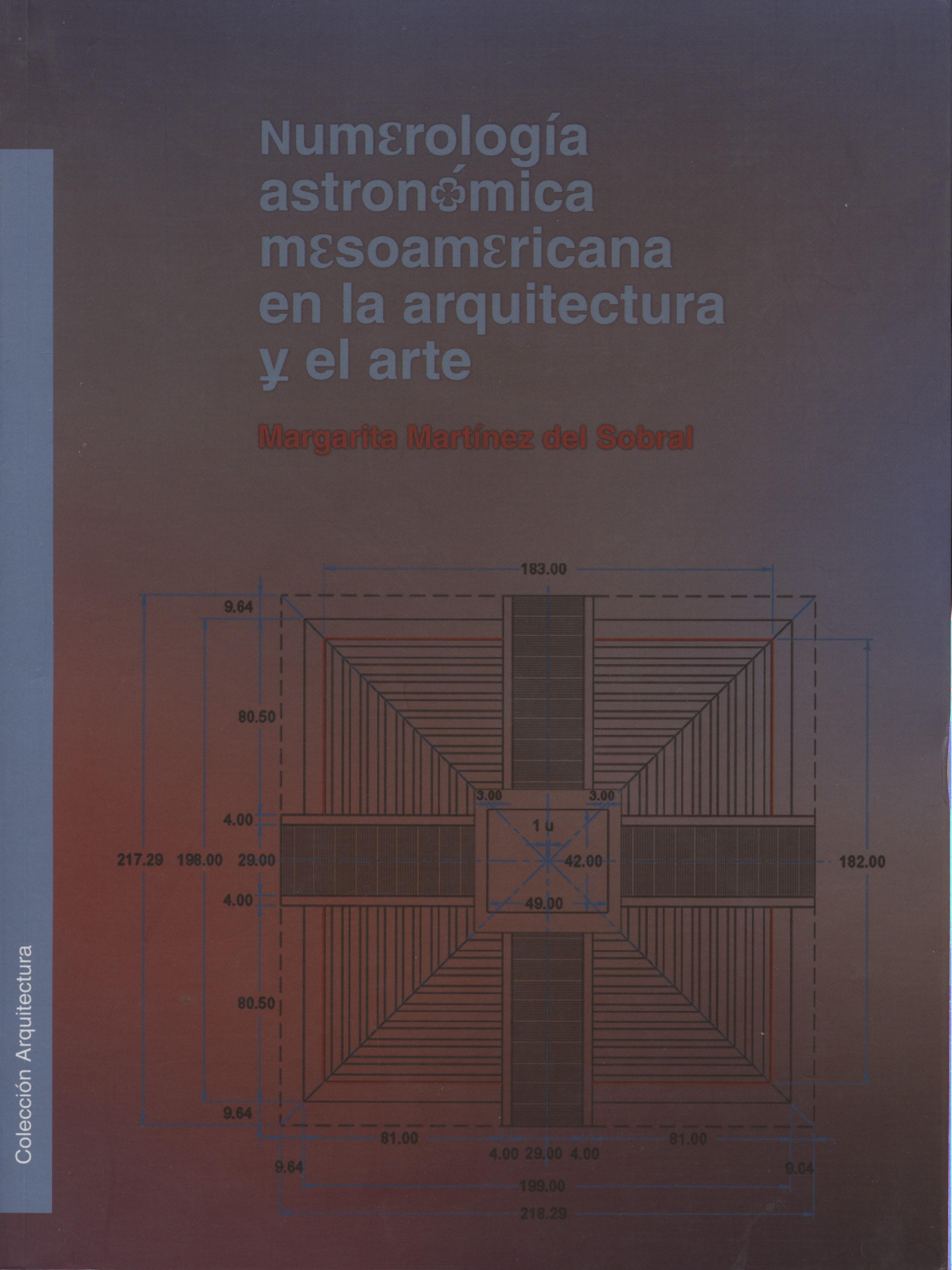 Numerología astronómica mesoamericana en la arquitectura y el arte