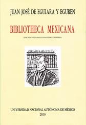 Bibliotheca mexicana  T- III Letras D-F.