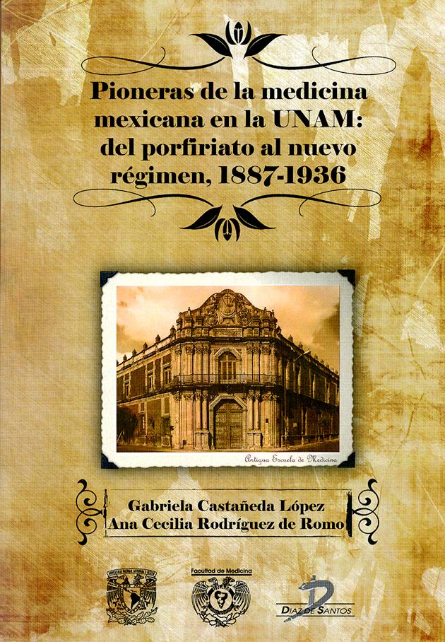 Pioneras de la medicina mexicana en la UNAM: del porfiriato al nuevo régimen, 1887-1936