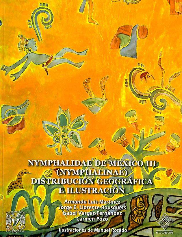 Nymphalidae de México III. (Nymphalinae): distribución geográfica e ilustración
