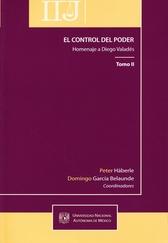 El control del poder, Homenaje a Diego Valadés, Tomo II