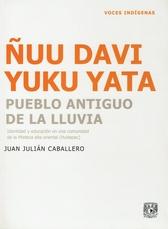Ñuu davi yuku yata (Pueblo antiguo de la lluvia). Identidad y educación en una comunidad de la mixteca alta oriental (Huitepec)