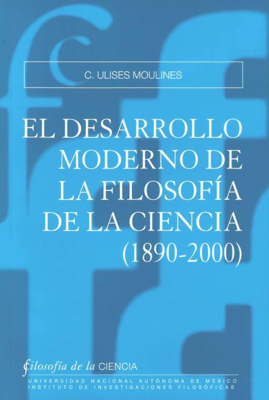 El desarrollo moderno de la filosofía de la ciencia 1890-2000