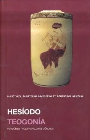 Teogonía. Hesiodo