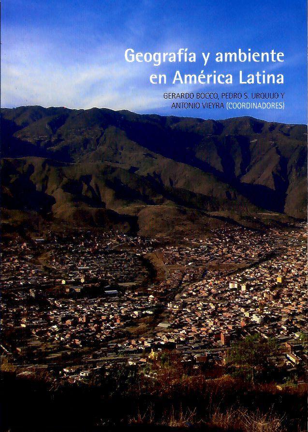 Geografía de ambiente en América Latina
