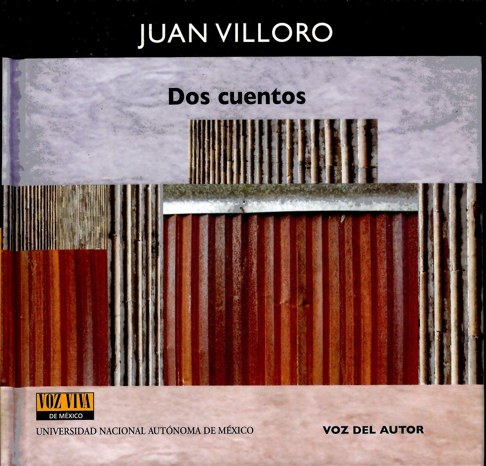 Juan Villoro, Dos cuentos