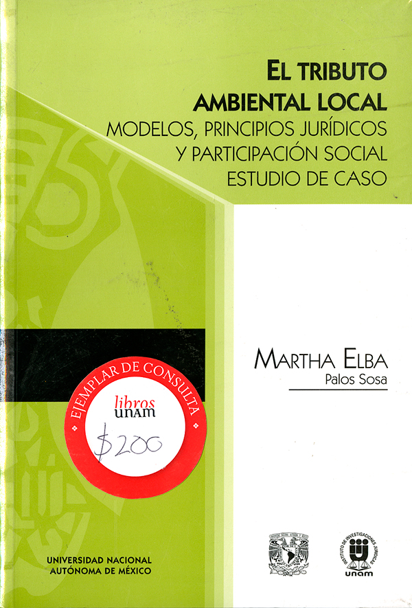 El tributo ambiental local