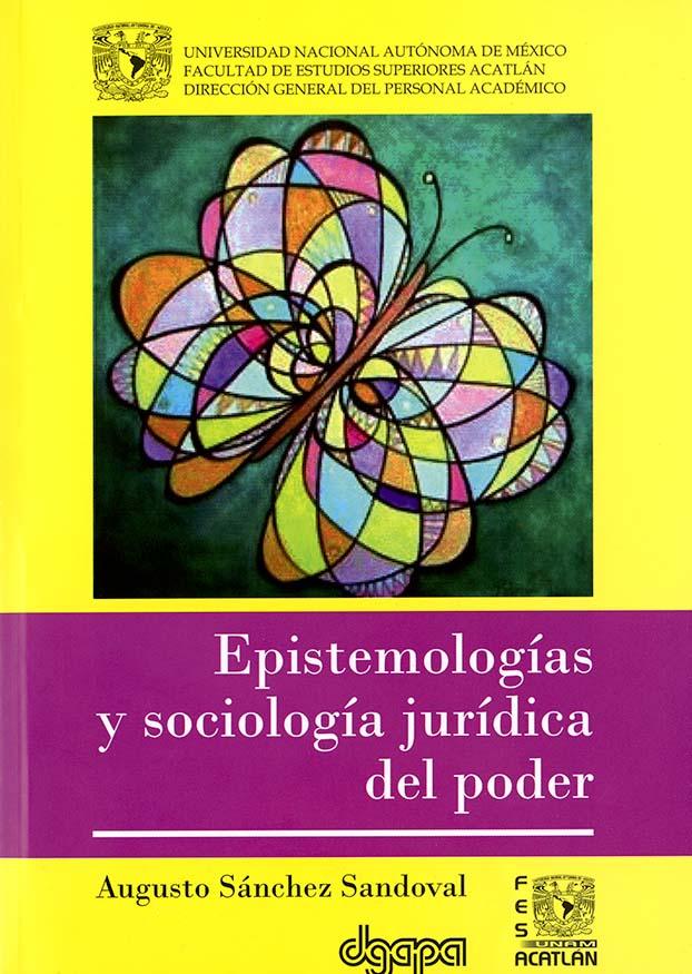 Epistemologías y sociología jurídica del poder