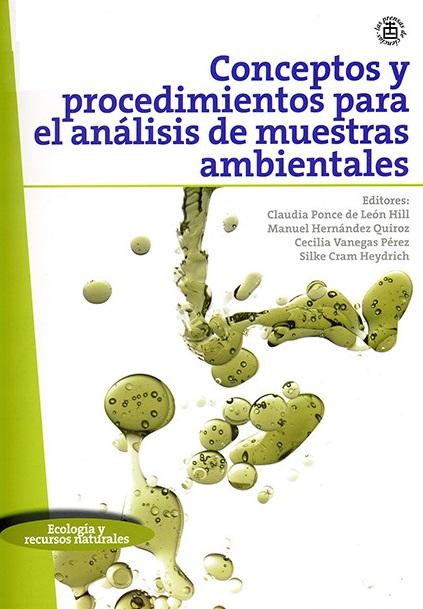 Conceptos y procedimientos para el análisis de muestras ambientales