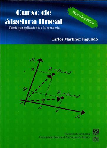 Curso de álgebra lineal. Teoría con aplicaciones a la economía