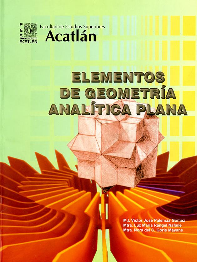 Elementos de geometría analítica plana