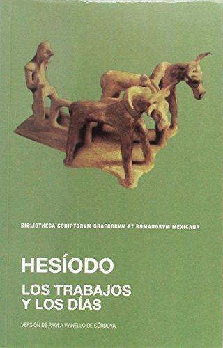 Los trabajos y los días de Hesiodo