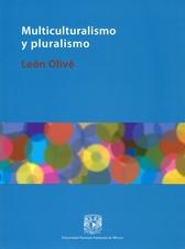 Multiculturalismo y pluralismo