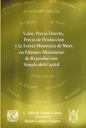 Valor, precio directo, precio de producción y la teoría monetaria de Marx en patrones monetarios de