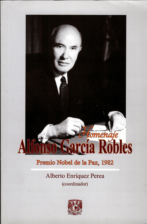 Homenaje a Alfonso García Robles.