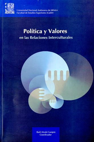 Política y valores en las relaciones interculturales
