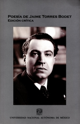 Poesía de Jaime Torres Bodet Edición crítica