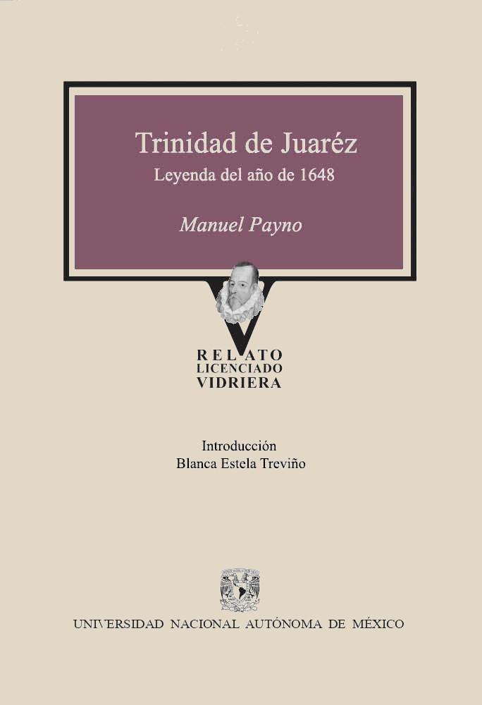 Trinidad de Juárez Leyenda del año 1648