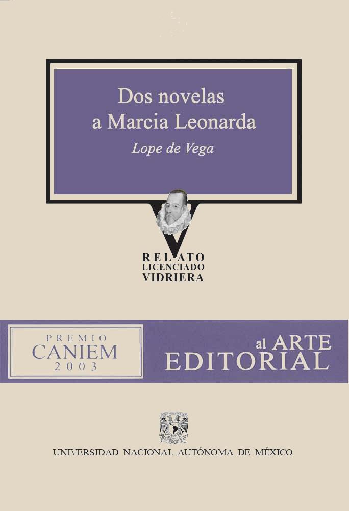Dos novelas a Marcia Leonarda