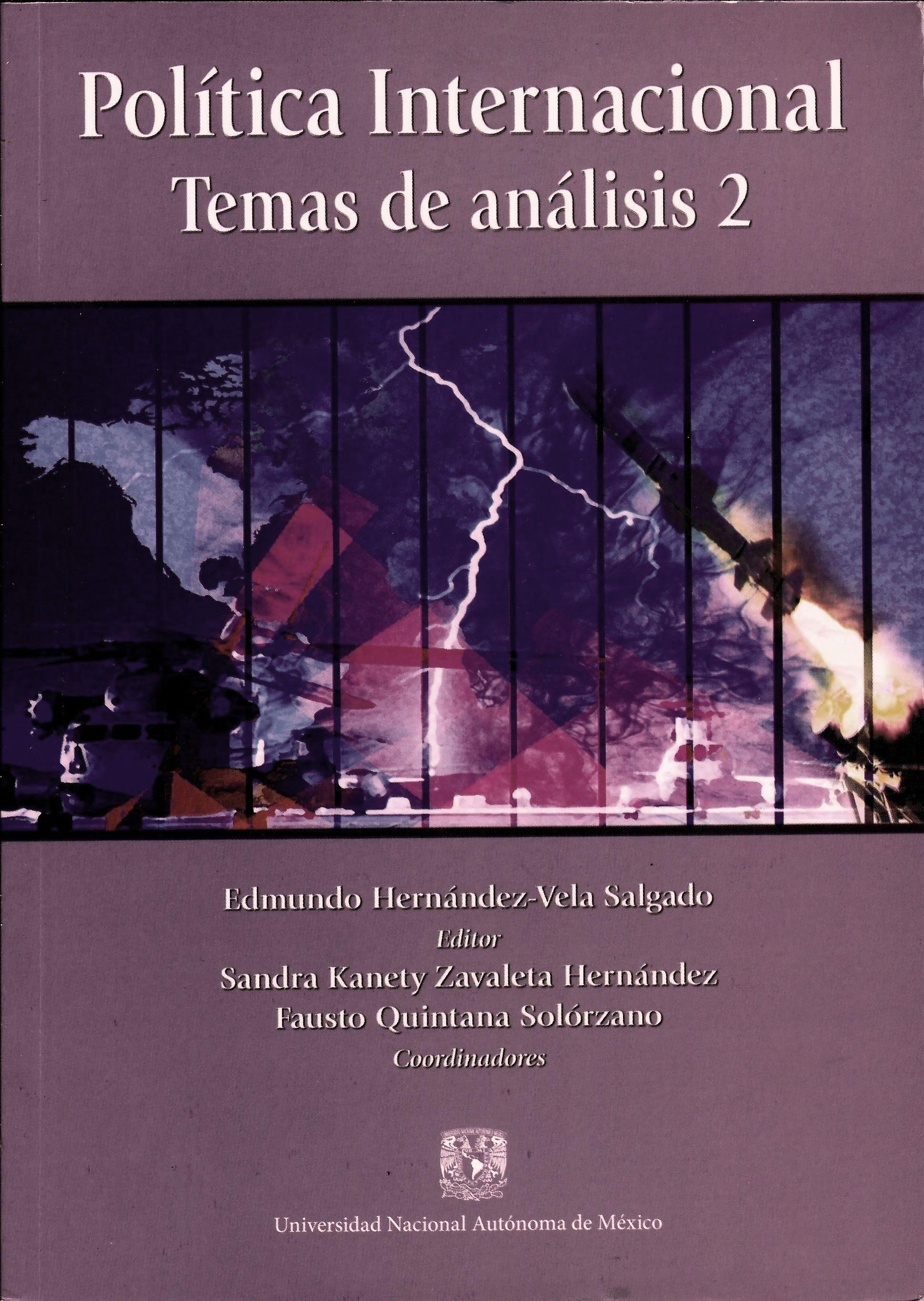 Política internacional. Temas de análisis 2