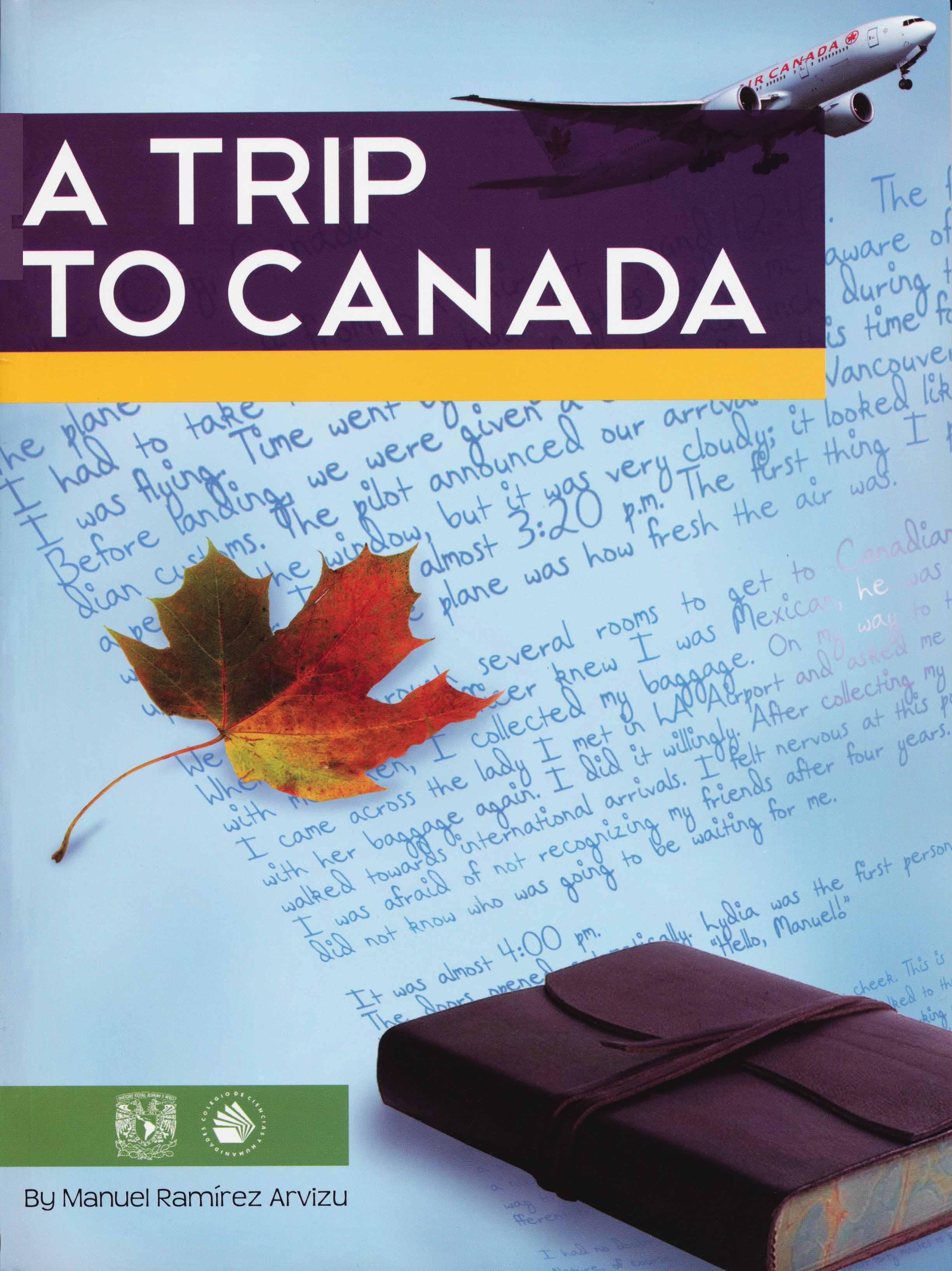 Inglés I, A trip to canada