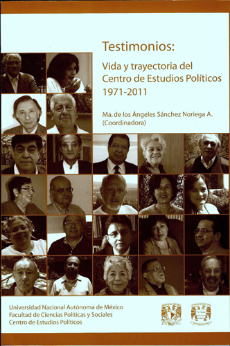Testimonios, Vida y trayectoria del centro de estudios políticos, 1971-2011
