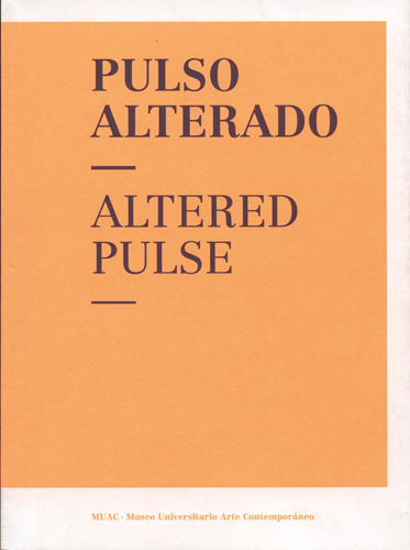 Pulso alterado / Altered Pulse.