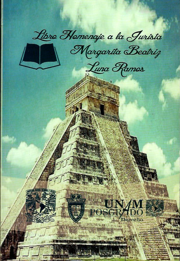 Libro homenaje a la jurista Margarita Beatriz Luna Ramos