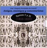 Amigos, enemigos y comentaristas Tomos I y II (181 -182)