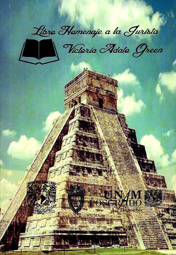 Libro Homenaje a la jurista Victoria Adato Green