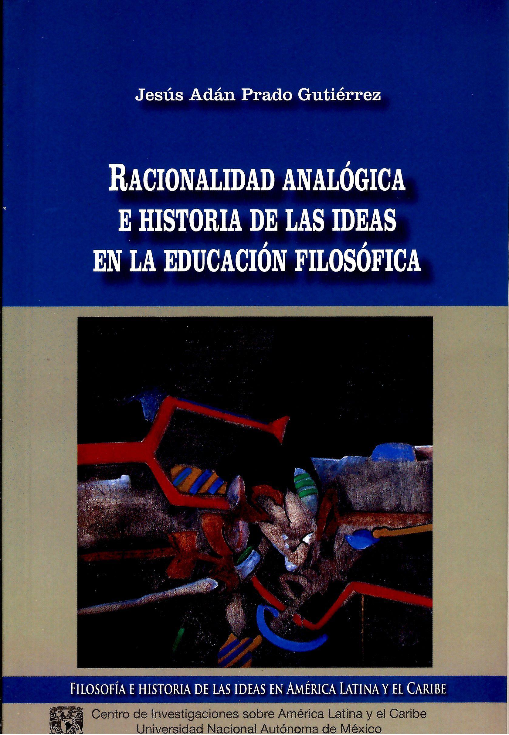 Racionalidad analógica e historia de las ideas en la educación filosófica