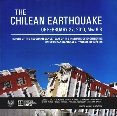 The Chilean Earthquake of february 27, 2010, Mw 8.8